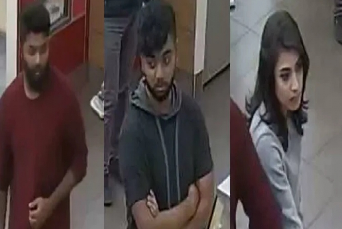 CANADA: Police search for three Muslims who doused Canadian teens with gasoline, then tried to set them on fire